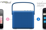 Mipow  The Boom bluetooth speaker